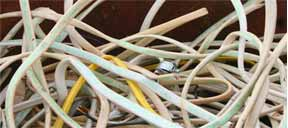 INSULATEDWIRE recycling